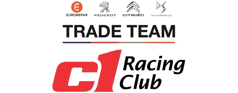 5f949cce96 The C1 Racing Club announces sponsorship and technical support by PSA  Group s Trade Team
